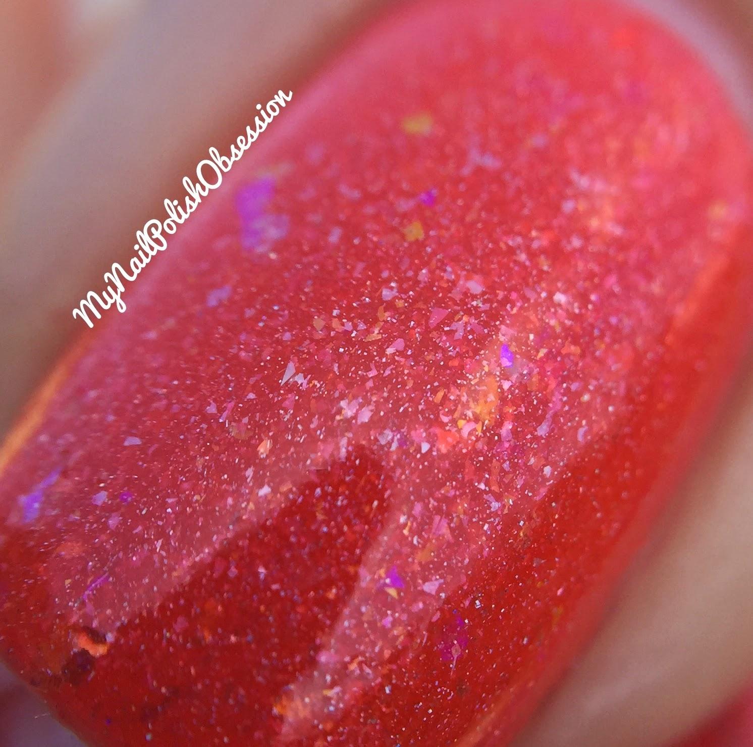 Glam Polish Hibiscus
