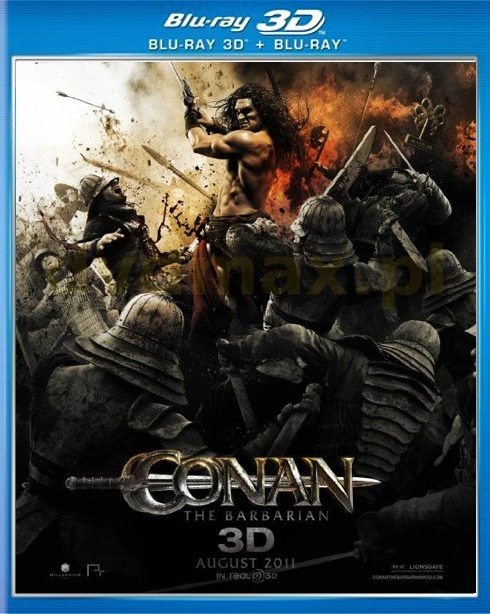 Barbar Conan | Conan the Barbarian | 2011 | 3D H-SBS | BluRay 1080p | DUAL