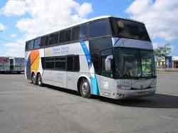 Ônibus confortáveis e seguros!