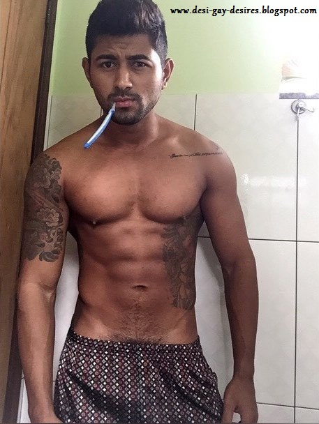 Desi Gay Desires: January 2016