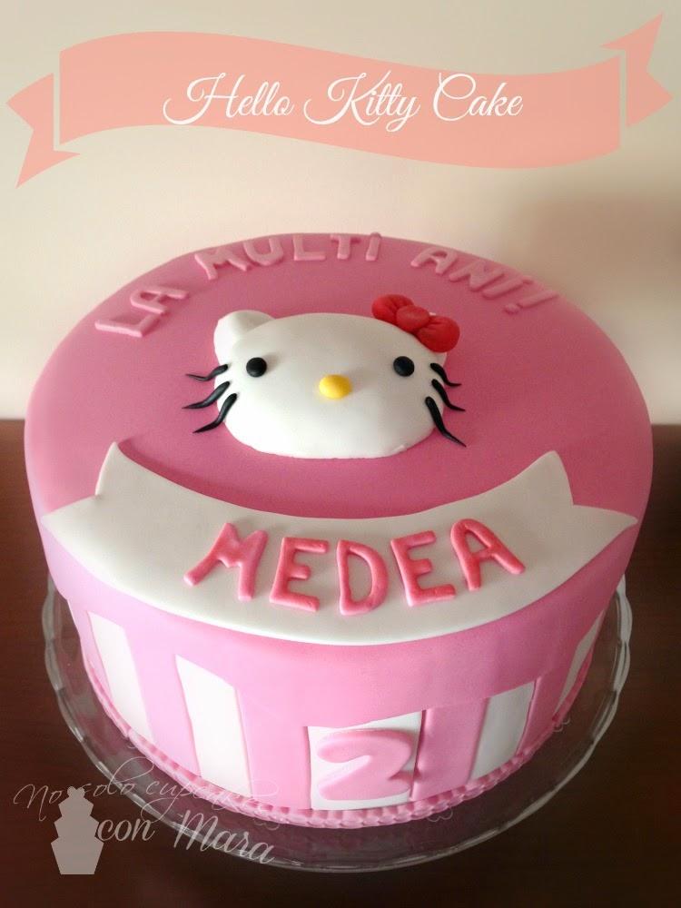 No Solo Cupcakes Con Mara Tarta Hello Kitty Como Decorar - Ideas-para-decorar-una-tarta