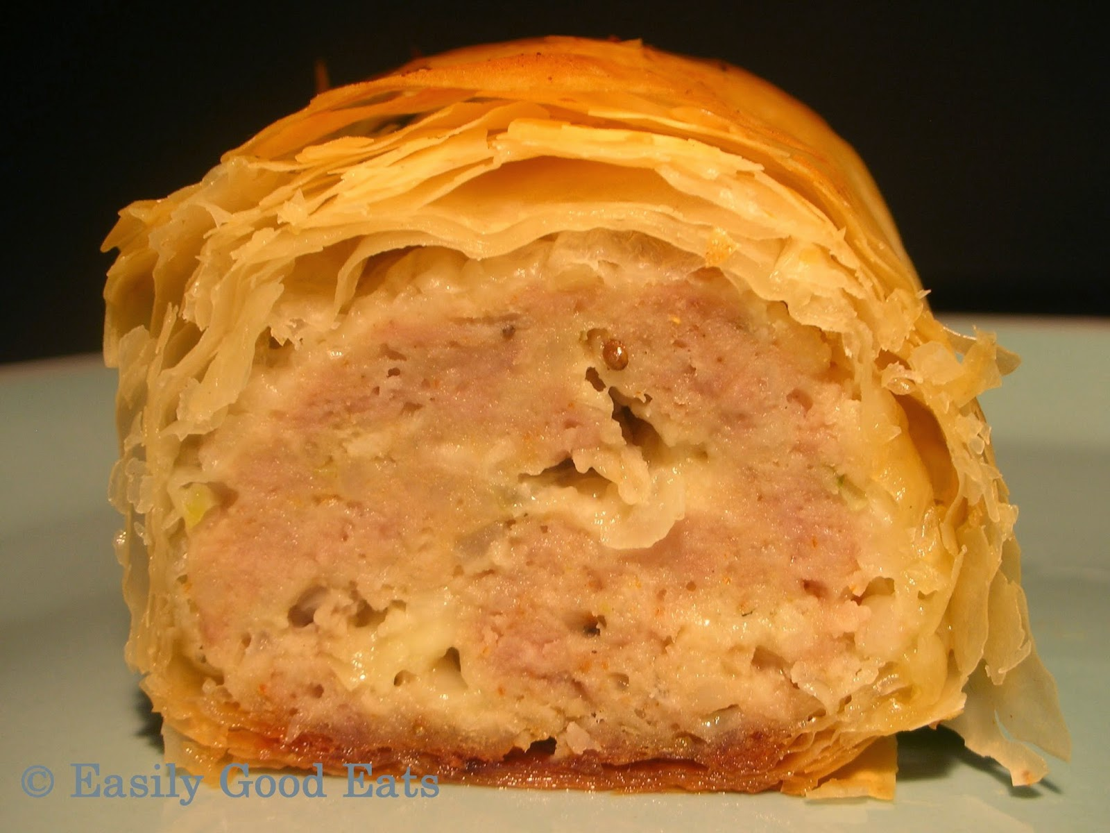 how to prepare sausage roll