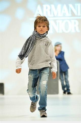 life fashion week 2012: Kids Fashion Trends 2012