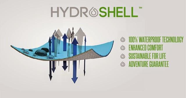 Berghaus Hydroshell Graphic