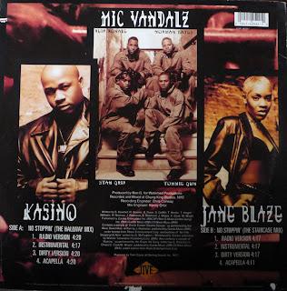 The Jive All-Stars – No Stoppin VLS (1998)