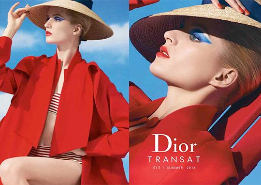 Transat de Dior - colección crucero
