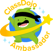 I'm a ClassDojo ambassador thank you;)