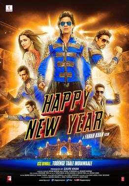 Happy New Year (2014) Watch Movie Online With Subtitle مترجم عربي