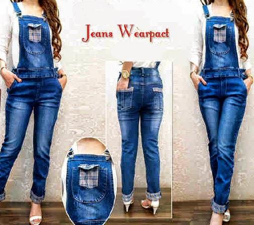 jumpsuit jeans wearpact