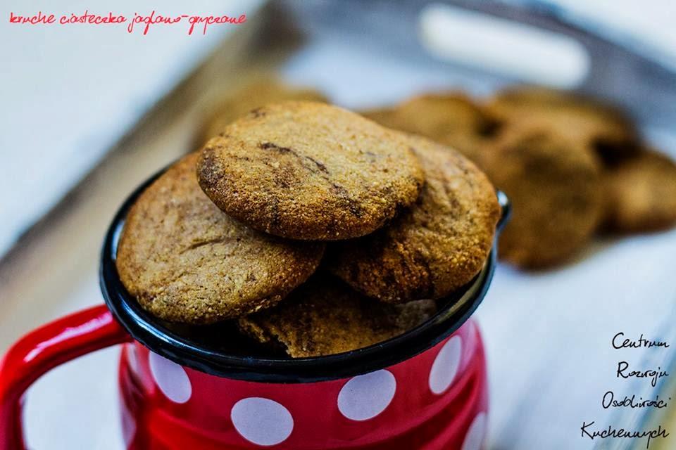 Ciasteczka gryczano-jaglane