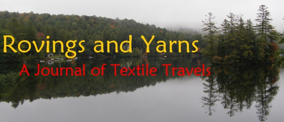 Rovings & Yarns