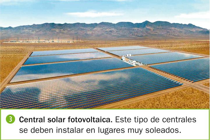 El blog de Fátima: LA PRODUCCIÓN DE ELECTRICIDAD