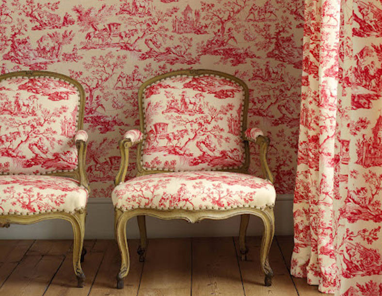 Espacio style telas as vestimos nuestro hogar - Telas inglesas para tapizar ...