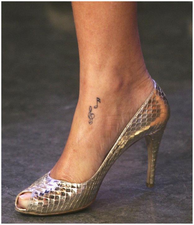 Kikirikiaga: Los 15 famosos tatuajes de Rihanna