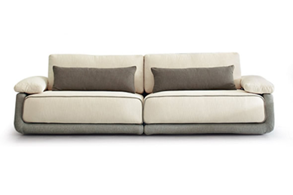 Modern leather sofa italian designs an interior design for Modern sofa design italian