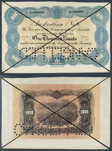 Australia £1000