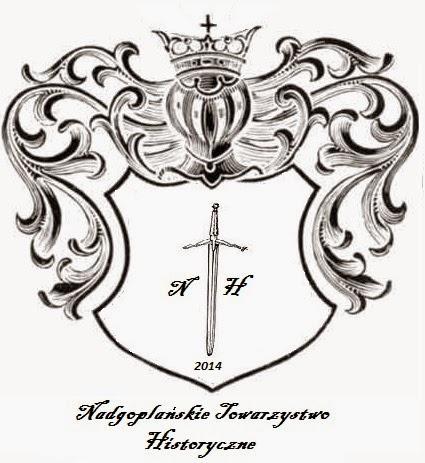Oficjalne logo Nadgoplańskiego Towarzystwa Historycznego