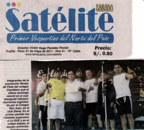 Diario el satelite trujillo de hoy