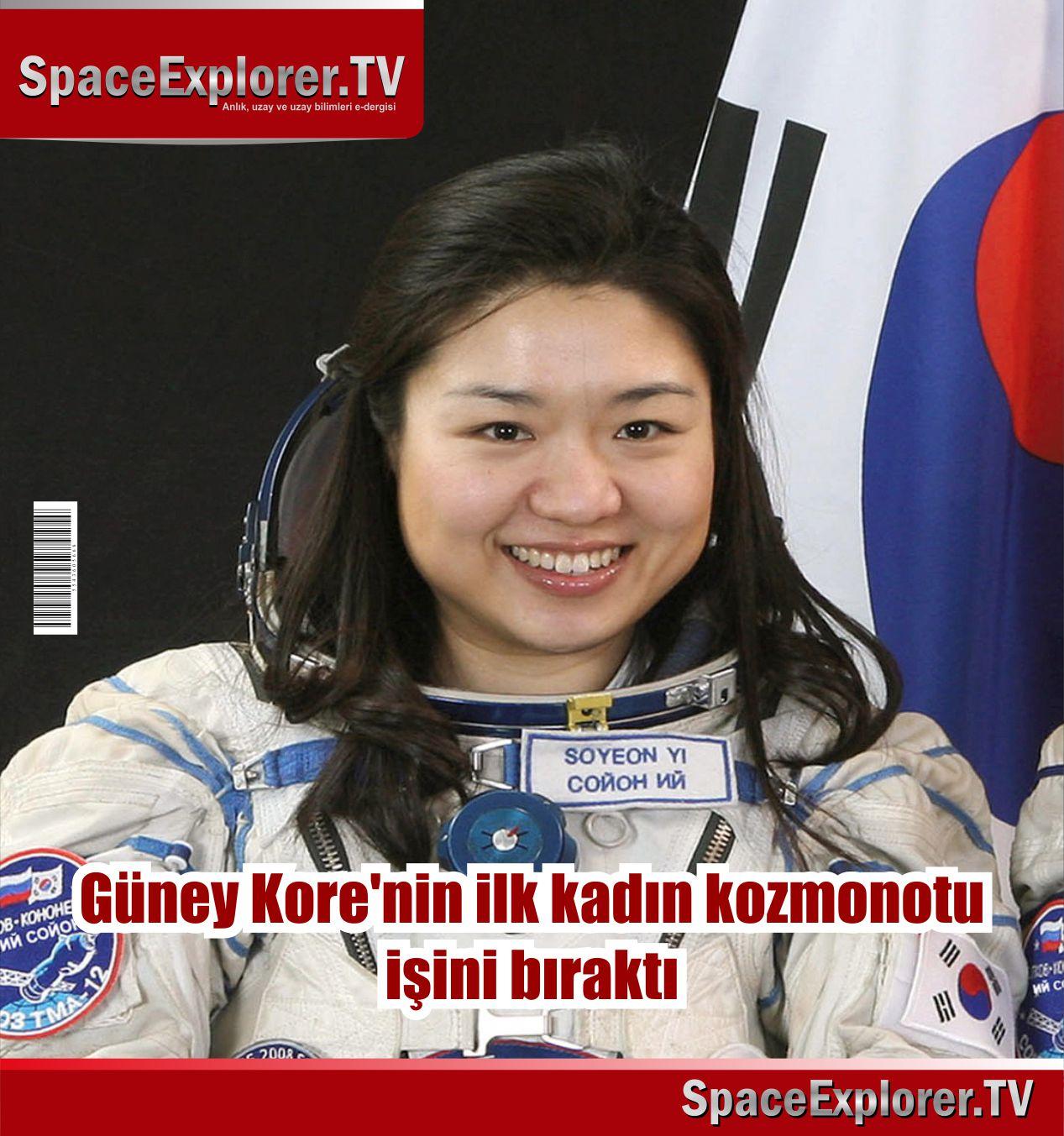 Güney Kore, K.A.R.I., Rus kozmonotlar, Kadın astronotlar,