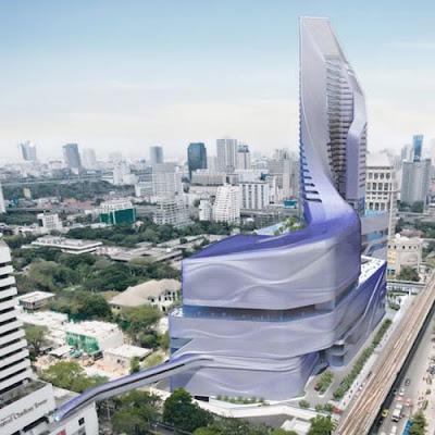 obyek wisata di thailand Bangkok