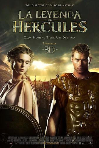 La Leyenda de Hércules DVDRip Latino