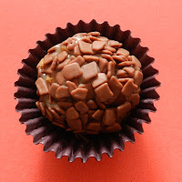 Braigadeiro Gourmet de Nutella