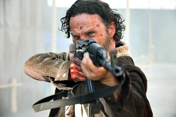 The Walking Dead (5x01)