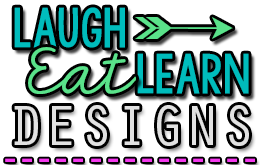 Laugh Eat Learn Designs