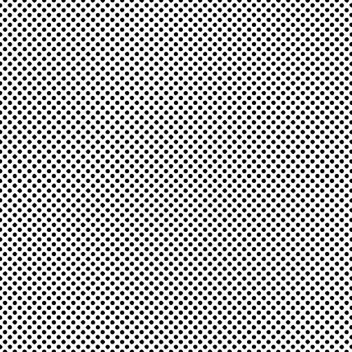 Retícula 600 spi de 85 lpi com cinza de 30% (grayscale mode)