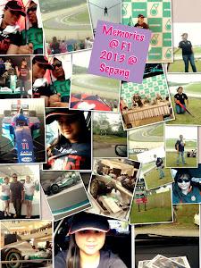 Day 1 & 2... Formula One 2013