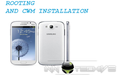 ROOT INSTALL CWM GALAXY GRAND