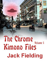 Siriwan welcomes you to the Chrome Kimono
