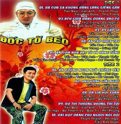 Hài Tấn Beo: Đốc Tờ Beo