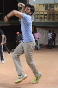 Ram Charan Tej Cricket Practice photos Stills gallery-thumbnail-1