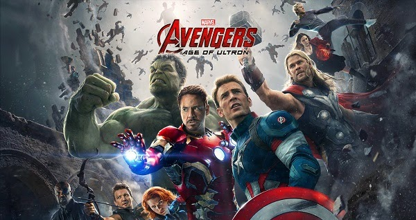 Film Avengers: Age of Ultron 2015