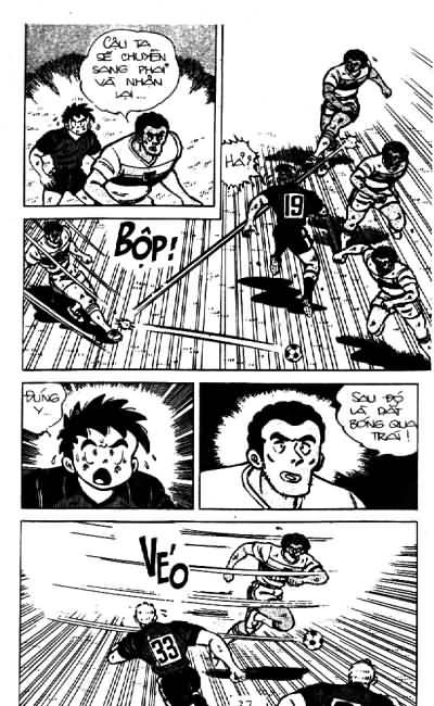Jindodinho - Đường Dẫn Đến Khung Thành III  Tập 25 page 37 Congtruyen24h