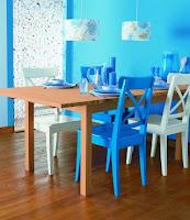 Malowanie kuchni i łazienki farbą Dekoral lateksową