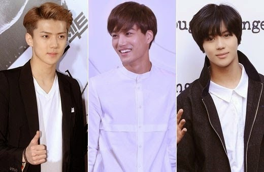 SHINee's Taemin with EXO' Kai and Sehun to appear in 'Running Man' on August 17th