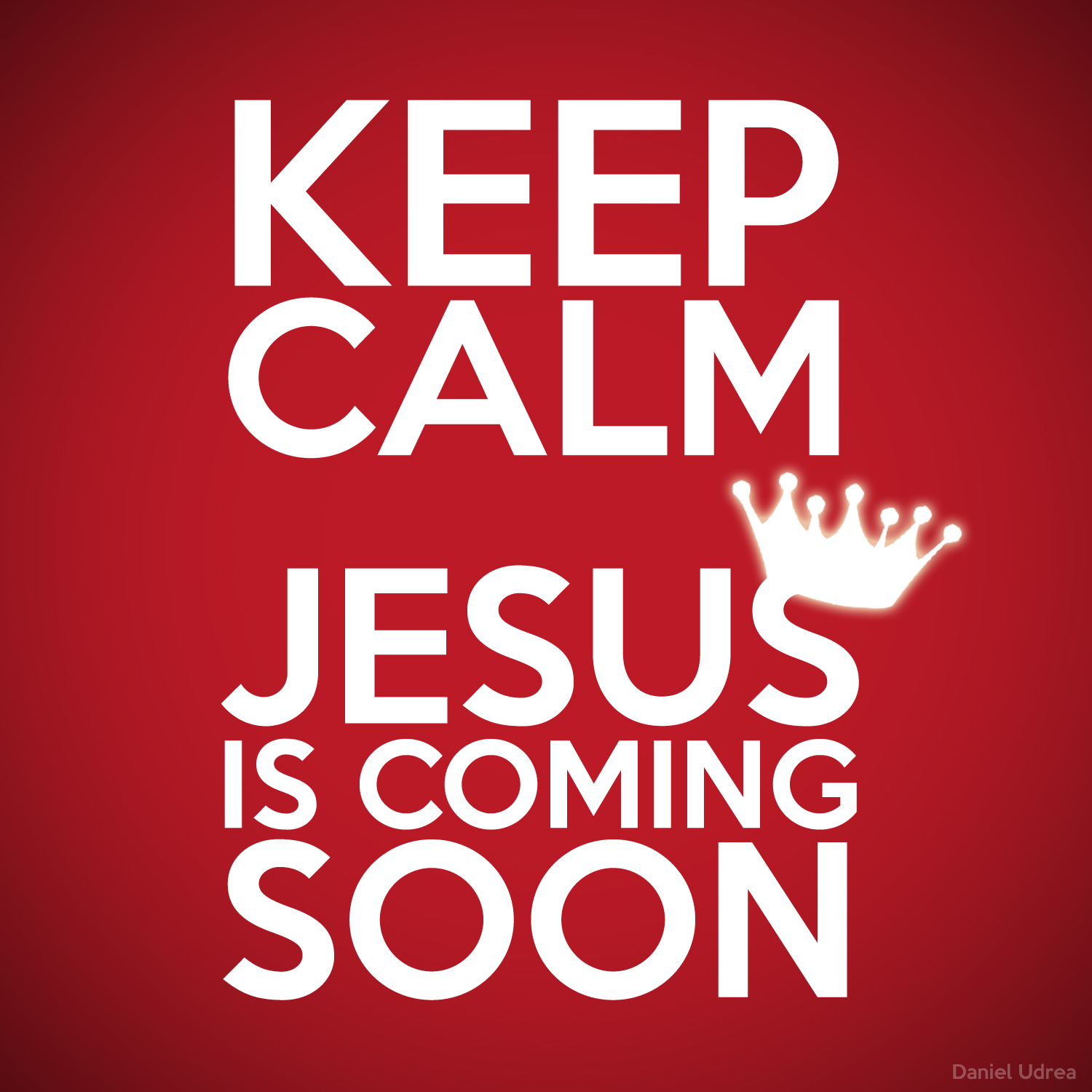 keep calm jesus is coming soon christian funny pictures