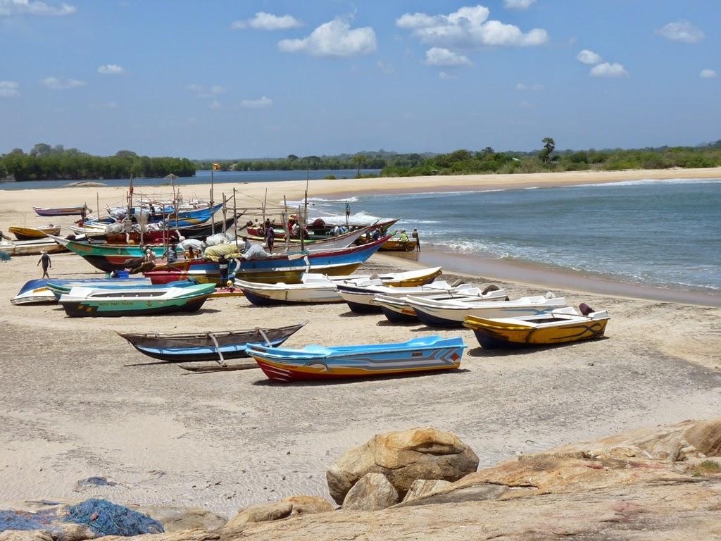 Timothy voit le Sri Lanka de l'intérieur