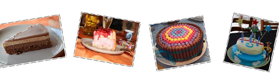 Ficelle en cuisine photo gâteau