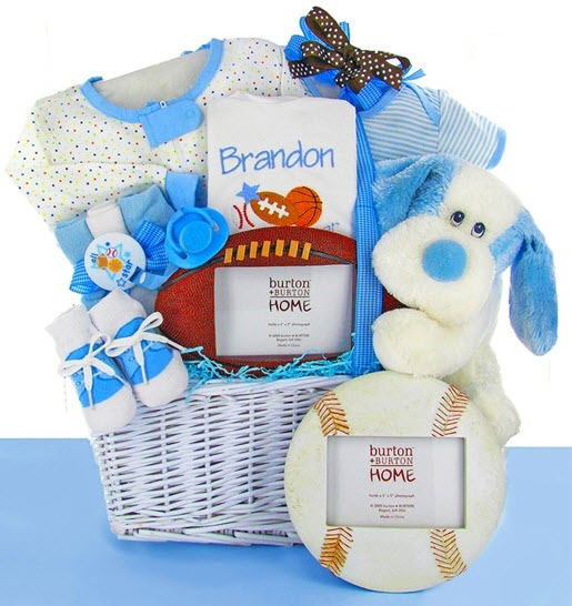 Unique Trendy Baby Gifts : Unique cool new baby gifts baskets for boys girls