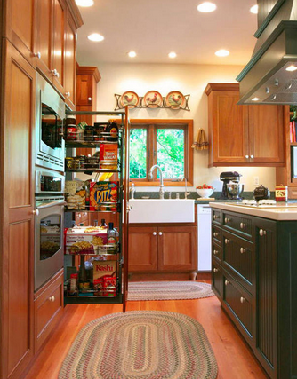 Design of Small Kitchens