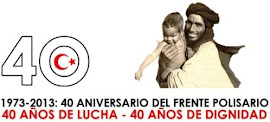 40 ANIVERSARIO DEL FRENTE POLISARIO