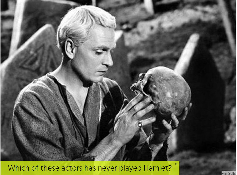hamlet the ultimate choice Hamlet: the ultimate questions we do with hamlet question 1: in act i, scene v, the ghost of hamlet's father tells hamlet  the result of free choice.