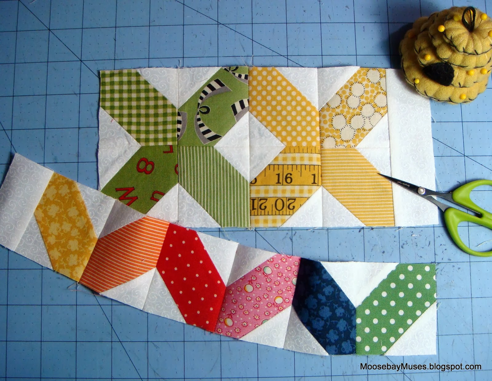 Quilty Fun Sew-along