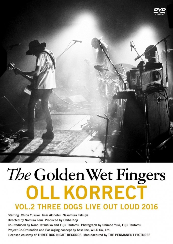 [TV-SHOW] THE GOLDEN WET FINGERS – OLL KORRECT VOL.2 THREE DOGS LIVE OUT LOUD 2016 [2015] DVD9 ISO