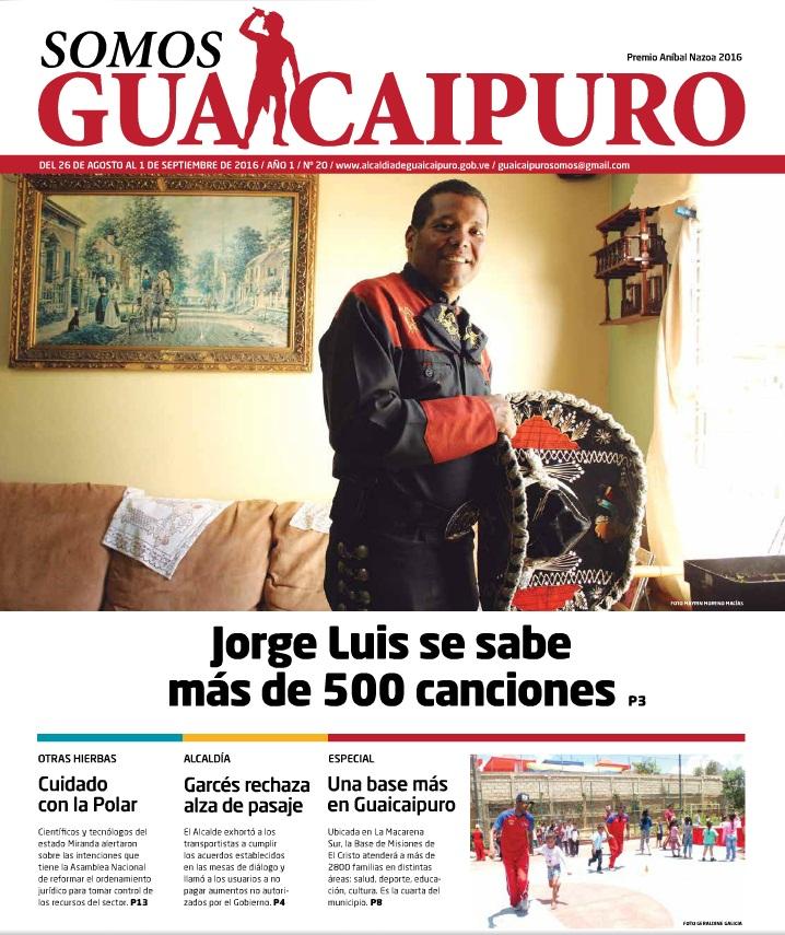 Somos Guaicaipuro 20