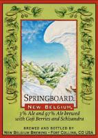 New Belgium Springboard