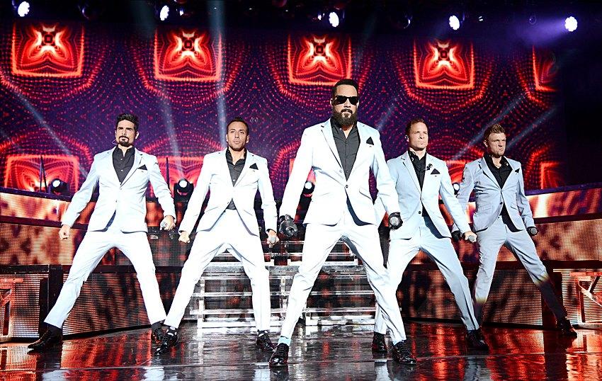 Música: Backstreet Boys